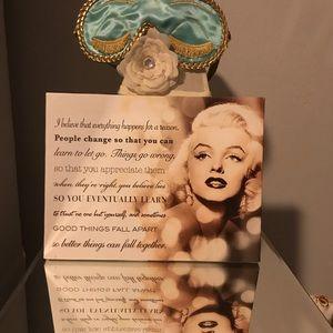 Marilyn Monroe and Audrey Hepburn canvas